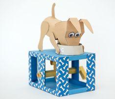 Dog's Dinner - Download and Make | www.robives.com