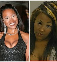 Actress Maia Campbell arrested in Georgia following a drunken outburst in Georgia. She was also arrested last month