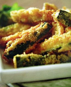Fabulous & Fit Over 40: Jorge Cruise - Zucchini Cheese Fries! A Little Bit of Heaven!