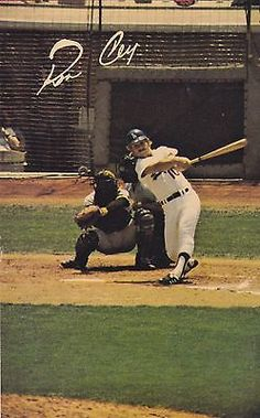 1970's Los Angeles Dodgers Ron Cey Team Issued Baseball Postcard #2