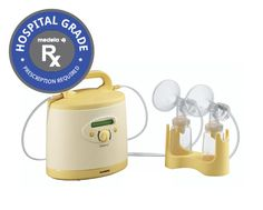 A hospital grade breast pump is meant for multiple users. The closed systems make them safe for sharing and these are most often for mothers of NICU babies.