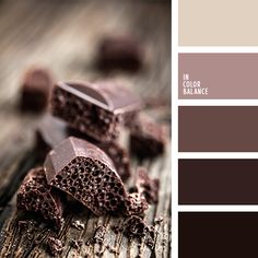 """Dark chocolate shades are like the look for people who are planning to repair his office. In most cases, these colors are purely to the """"masculine"""" colors, but under the right accents, you can create a very cozy room design for women."""
