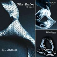Soon to be my favorite movie once it comes out in theaters ... Fifty Shades of Grey Trilogy