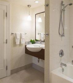 Make your getaway to Renaissance Boston Waterfront Hotel, a premier luxury destination located in Boston's vibrant Seaport District. Hotel Deals, Boston, Contemporary, Modern, Guest Room, Bathtub, Renaissance, Mirror
