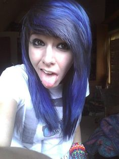 I really like the hair color...the cut is not really my style...but I think I can rock the color