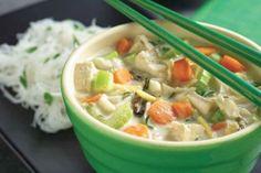 Jenipher Minnaar - Thai Coconut Soup - http://jenipherminnaar.com/2014/03/27/thai-coconut-soup/