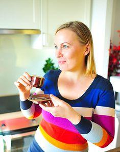 wegetariańskie spaghetti z soczewicą Polish Recipes, Calzone, Fritters, Food Design, Bruschetta, Feta, Catering, Dips, Lunch Box