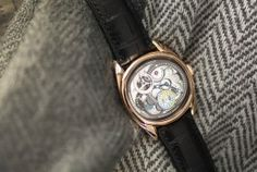 EKSO WATCHES Andreas Strehler - Lune Exacte - EKSO WATCHES