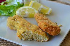 Cosce di petto di pollo con zucchine e patate