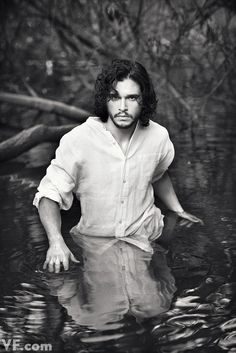 Kit Harington... swoon!