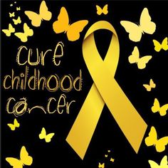 I'm sorry I didn't post sooner. September is childhood cancer awareness month! Childhood cancer is something that is really close to my heart. My cousins Lukas and Kaylee both have neuroblastoma. They are both so strong and so funny and I just love them so much. I am especially close to my cousin Lukas. Even if he didn't have cancer I know he would still be my best friend. Lukas is my lil Bad Ass and Kaylee is the Warrior Princess! Love you guys!!!