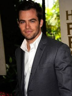 29 Hot Guys We Love - Chris Pine...have To Admit, Has Done Nothing For Me In Any Of His Movies Until This Last One And The Interviews Surrounding It...am A Tiny Bit Of A Pine Nut Now.