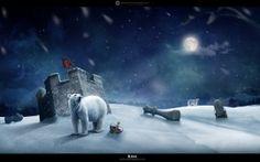 Wallpapers HD: Polar King