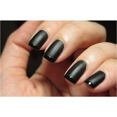 Butter London Nails Kaelen Fall 2013 ❤ liked on Polyvore
