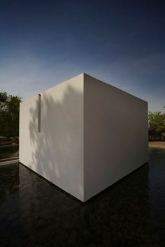 Prayer & Meditation Pavilion by Tamassociati Studio