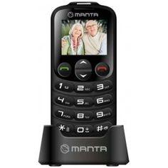 Un cadou ideal pentru seniori: Manta Senior Phone Tower TEL1704 Dual Sim la numai 149 lei.  Ergonomic, ușor de manevrat, cu taste mari, meniu simplu și buton de urgență! În plus telefonul este Dual SIM, dispune de slot pentru card de memorie externă și bateria permite conversații foarte lungi.