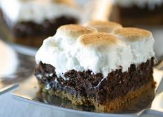 S'more Brownies | Bed and Breakfast Inns | BBOnline.com