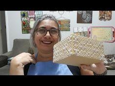 Falsa Prata Boliviana - YouTube Facebook Youtube, Decoupage, Mixed Media, Abstract, Bingo, Boxes, Craft Videos, Silver, Tutorials