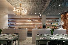 Restaurant WITLOOF | Interieur