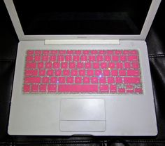 Crystal Keyboard Cover MORE COLORS AVAILABLE by RochelleAlysia, $55.00