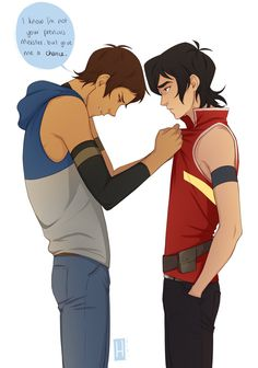 Lance and Keith. <3<3<3