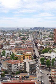 Calle Orompello, Concepcion, Chile