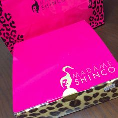Cute package of Madame Shinco