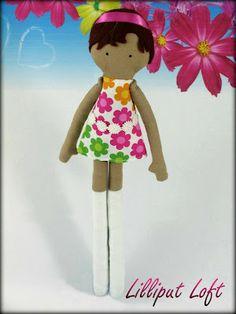 Lilliput Loft: Doll