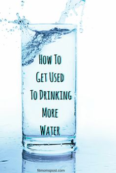 Water is the best thing you can put in your body, yet so many of us ignore it throughout the day. Here are some great ways to trick yourself into developing a healthy habit of drinking lots of water every day.