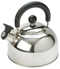 #Kettle - Because no camping trip would be complete without a good cup of tea! #campingchecklist £12.50