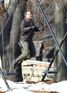 The awesomeness that is Tom Hanks.