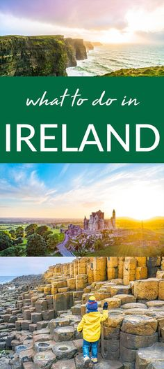 The Perfect Ireland Itinerary : What to do in Ireland. The Perfect Ireland Itinerary for the first time visitor to Ireland. Places To Travel, Travel Destinations, Places To Go, Travel Tips, Travel Ideas, Travel Uk, Travel Europe, Budget Travel, Backpacking Europe