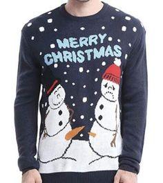30ae5b0ce644d snowmen carrots inappropriate christmas sweater #christmas  #uglychristmassweater #uglysweater #uglychristmas #uglysweaterparty #