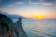 Swallow's Nest, #Ukraine #iGottaTravel
