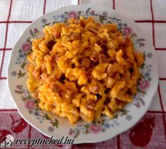 Risotto, Macaroni And Cheese, Ethnic Recipes, Food, Red Peppers, Mac Cheese, Mac And Cheese, Hoods, Meals