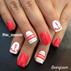 Instagram photo by @tina_oceannails via ink361.com