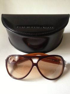 MARC BY MARC JACOBS SUNGLASSES - aviators that don't rip your hair out