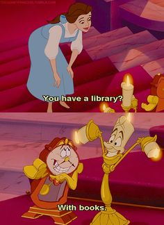 From Disney's Beauty And The Beast