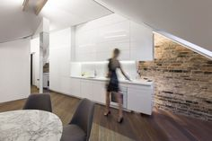 DO Project, a Modern Attic Apartment by YCL Studio (2)