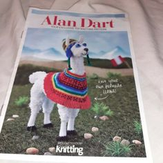 My eBay: Active Alan Dart, Simply Knitting, Large Letters, My Ebay, Knitting Patterns, Lettering, Toys, Stuff To Buy, Fictional Characters
