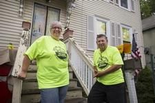 Habitat for Humanity home more than doubled his monthly payments to $2,000.