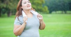 Running isn't reserved for thin people. Many obese people use running as a way to lose weight and stay slim. When you're not used to exercising, start gradually to give your body time to adjust to the new running routine, but it's easy to create a get-fit plan regardless of your weight.