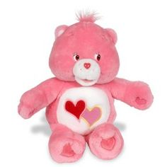 Love A Lot Bear - One of the Care Bears...Love!