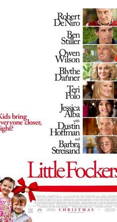 Little Fockers (2010), starring: Ben Stiller, Teri Polo, Robert De Niro.