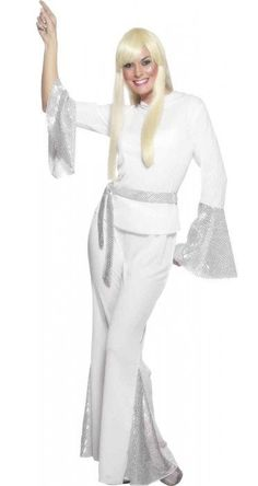 9c579859c5b 70 s Disco Women s Costume. Abba Fancy DressDisco Fancy DressAbba Costumes70s  PartyDisco ...