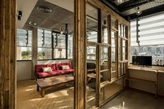 Fiverr Office by Setter Architects, Tel Aviv – Israel » Retail Design Blog