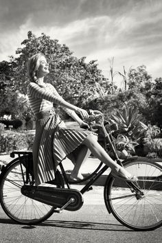 ~Stripes on Bikes | The House of Beccaria