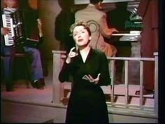 EDITH PIAF: LA VIDA EN ROSA - YouTube