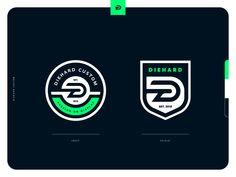 Football Logo Design, Shirt Logo Design, Sports Brand Logos, Sports Brands, Logo Branding, Branding Design, 1 Logo, Academy Logo, School Logo