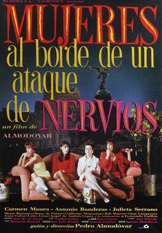 [Hidef] Mulheres À Beira De Um Ataque De Nervos / Mujeres Al Borde De Un Ataque De Nervios (1988) - Pedro Almodóvar - Making Off